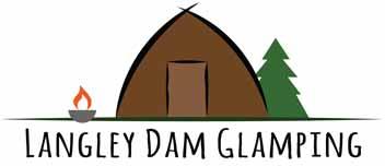 Langley Dam Glamping Logo