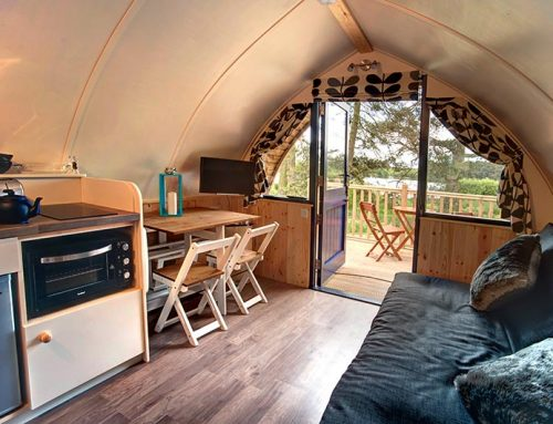Staying connected at Langley Glamping – WiFi!!!!