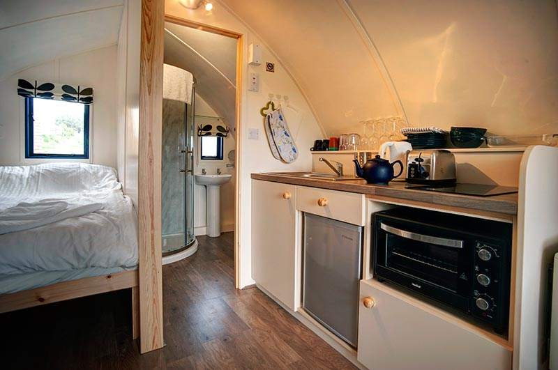 Inner cabin of Blackcleugh