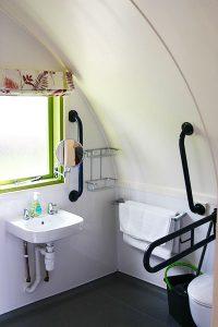 The Accessible Bathroom