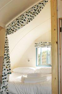 Wheatleys sleeping area
