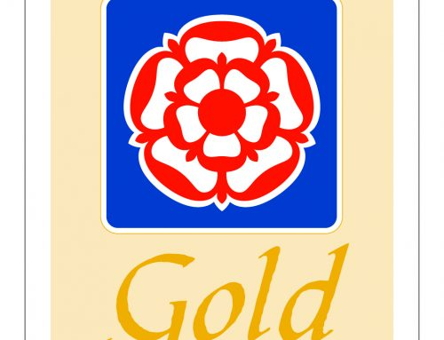 Glamping GOLD!! What an achievement!